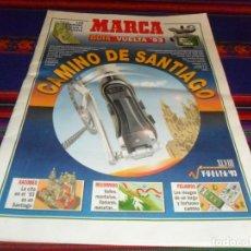 Coleccionismo deportivo: MARCA SUPLEMENTO ESPECIAL GUÍA VUELTA CICLISTA A ESPAÑA 93 1993. 30 PÁGINAS. BE.. Lote 100288575