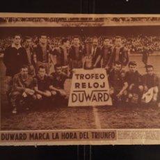 Coleccionismo deportivo: VIDA DEPORTIVA-N 717-15/06/1959.BARCELONA,3-R.MADRID,1. Lote 100347723