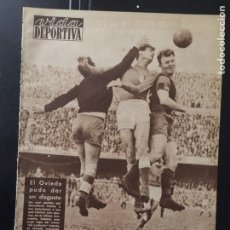 Coleccionismo deportivo: VIDA DEPORTIVA-N 751-8/02/1960. COPA EUROPA.WOLVERHAMPTON-BARCELONA. Lote 100417986