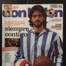 Coleccionismo deportivo: DON BALÓN-1764-2008. CON PÓSTER DE MESSI. Lote 100478751