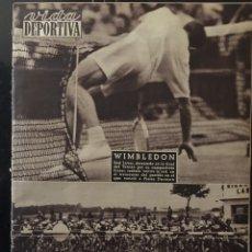Coleccionismo deportivo: VIDA DEPORTIVA-N 773-4/07/1960. FINAL INTERCONTINENTAL. PEÑAROL,0-R.MADRID,0. BARCA,4-SANTOS,3.PELE. Lote 100480850