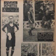 Coleccionismo deportivo: VIDA DEPORTIVA-N 962-17/02/1962. ESPECIAL MUERTE PAULINO ALCÁNTARA. Lote 100481419