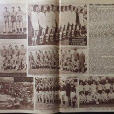 Coleccionismo deportivo: VIDA DEPORTIVA-872-1962. MUNDIAL CHILE 62. COPA EUROPA BALONCESTO. Lote 100568575