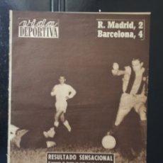 Vida deportiva-716.Final Copa Europa.R.Madrid,2-Stade Reims,0.Copa.R.Madrid,2-Barca,4