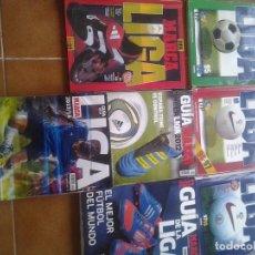 Coleccionismo deportivo: LOTE GUIAS MARCA Y AS. Lote 101637215
