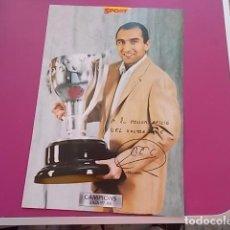Coleccionismo deportivo: POSTER DE SPORT/ CAMPEONES / CAMPIONS LIGA 97/98/ ABELARDO. Lote 101894227