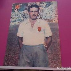Colecionismo desportivo: LAMINA MARCA / MARTINEZ CATALA . Lote 101904219