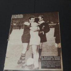 Coleccionismo deportivo: VIDA DEPORTIVA.N 890 - 1/10/1962.COPA EUROPA.ANDERLECHT,1 - R.MADRID,0. R.MADRID,0 - BARCELONA,0.. Lote 101969690