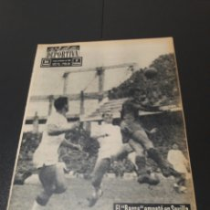 Coleccionismo deportivo: VIDA DEPORTIVA. N 963 - 24/02/1964. SEVILLA,1 - BARCELONA,1. SONNY LISTON VS CASSIUS CLAY.. Lote 101975010