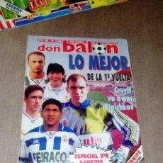 Coleccionismo deportivo: REVISTA DON BALÓN Nº 1008. Lote 102232875