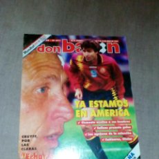 Coleccionismo deportivo: REVISTA DON BALÓN Nº 971. Lote 102234779