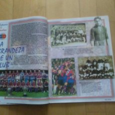 Coleccionismo deportivo: DON BALÓN EXTRA CENTENARIO DEL FC BARCELONA, SU HISTORIA.. Lote 103054284
