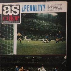 Coleccionismo deportivo: AS-26-16/11/1971.POSTER CASSIUS CLAY. Lote 103184912