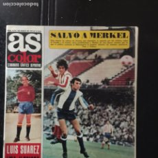 Coleccionismo deportivo: AS-42-7/3/1972. POSTER CD TENERIFE. Lote 103568710