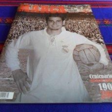 Coleccionismo deportivo: MARCA CENTENARIO DEL REAL MADRID 1902 2002. BUEN ESTADO.. Lote 80176913