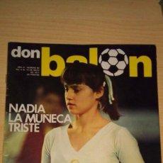 Coleccionismo deportivo: NADIA COMANECI. Lote 104016827