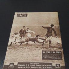 Coleccionismo deportivo: VIDA DEPORTIVA. N° 747. (11/01/1960).MUERTE FAUSTO COPPI.BARCELONA,2 - ELCHE, 0. Lote 104421104