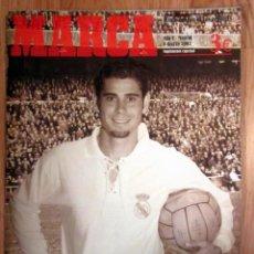 Coleccionismo deportivo: REVISTA MARCA FUTBOL SPANISH MAGAZINE CENTENARIO REAL MADRID 1902-2002. Lote 104554163