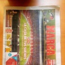 Coleccionismo deportivo: MARCA ESTRENO HISTÓRICO DEL WANDA METROPOLITANO. Lote 104861415