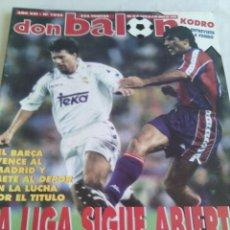 Coleccionismo deportivo: DON BALON N-1024 AÑO:1995 POSTER:AJAX CAMPEON EUROPA 94-95. Lote 106952354