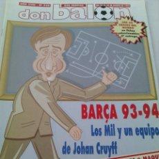 Colecionismo desportivo: DON BALON N-930 AÑO:1993 POSTER:AMAVISCA.. Lote 105698308