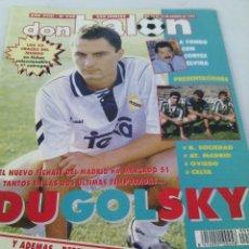 Colecionismo desportivo: DON BALON N-928 AÑO:1983 POSTER:PEDRO RIESCO.. Lote 105698864