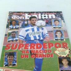 Colecionismo desportivo: DON BALON N-929 AÑO 1993 POSTER:VITOR. Lote 105803676