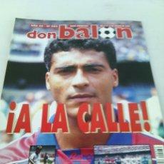 Colecionismo desportivo: DON BALON N-980 AÑO 1994 SIN/POSTER. Lote 105804664