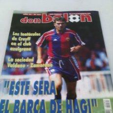 Coleccionismo deportivo: DON BALON N-981 AÑO 1994. Lote 105805472