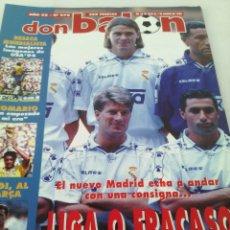Coleccionismo deportivo: DON BALON N-978 AÑO 1994. Lote 105805659