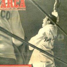 Coleccionismo deportivo: REVISTA MARCA Nº590 1954 DI STEFANO . Lote 105965359