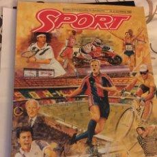 Coleccionismo deportivo: SPORT 15 AÑOS DE ÉXITOS NÚMERO EXTRA 15 XV ANIVERSARIO. Lote 118831427