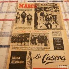 Coleccionismo deportivo: SUPLEM.MARCA(17-9-64)GUILLERMO TIMONER,CICLISTAS A TOKIO,FERMIN TRUEBA REY MONTAÑA.. Lote 106623647