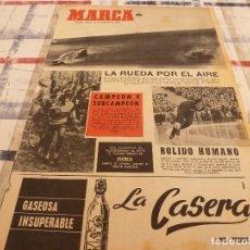 Coleccionismo deportivo: SUPLEM.MARCA(18-2-65)DUQUE DE ALBURQUERQUE,BEN-ALÍ(BOXEO)LA NATACION ESPAÑOLA EN 1964.RICARDO ZAMORA. Lote 106685511