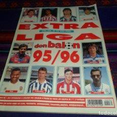 Coleccionismo deportivo: DON BALÓN EXTRA Nº 30 LIGA 95 96 1995 1996.. Lote 106912055