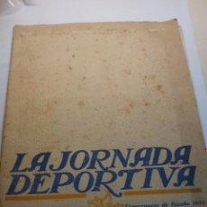 Coleccionismo deportivo: LA JORNADA DEPORTIVA 1923. Lote 107218451