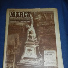 Coleccionismo deportivo: (M21) DIARIO MARCA NUM 704 MADRID 1956 ,NUMERO EXTRAORDINARIO DEDICADO TROFEO COPA ESPAÑA ATH BILBAO. Lote 107524875
