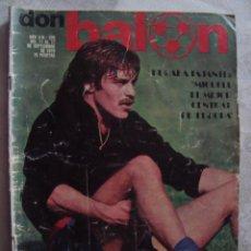 Coleccionismo deportivo: REVISTA DON BALON Nº 205 MIGUELI SEPTIEMBRE 1979. Lote 107580191