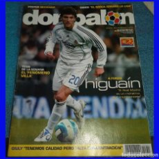 Colecionismo desportivo: DON BALON REV. 1651 AÑO 2007 POSTER BECKHAN. Lote 107744179