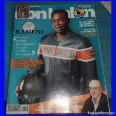 Coleccionismo deportivo: DON BALON REV. 1778 AÑO 2009 ESPECIAL COPA MUNDIAL DE CLUB. Lote 107744403