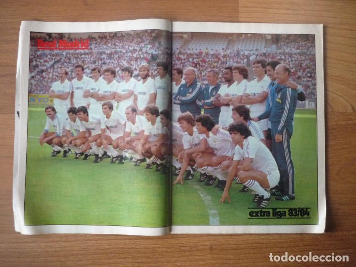 Coleccionismo deportivo: REVISTA FUTBOL DON BALON EXTRA LIGA 83 84 CON 124 PAGINAS - TEMPORADA 1983 1984 - Foto 3 - 107797799