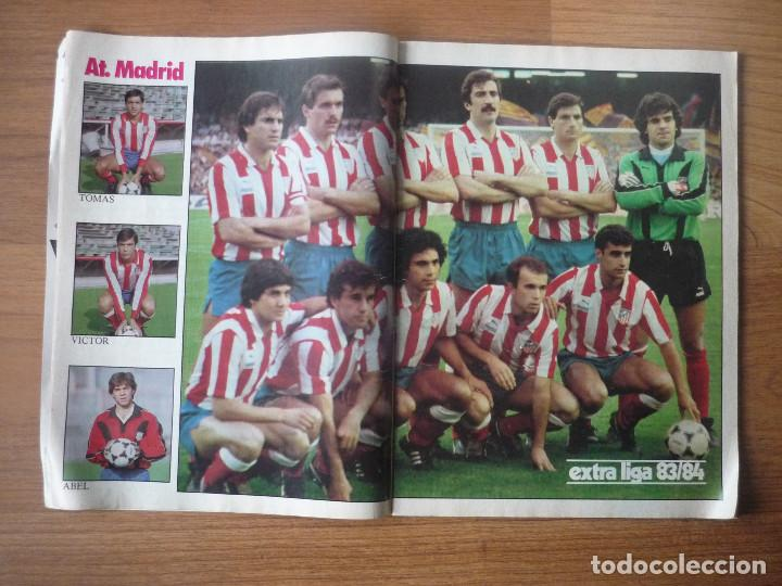 Coleccionismo deportivo: REVISTA FUTBOL DON BALON EXTRA LIGA 83 84 CON 124 PAGINAS - TEMPORADA 1983 1984 - Foto 4 - 107797799