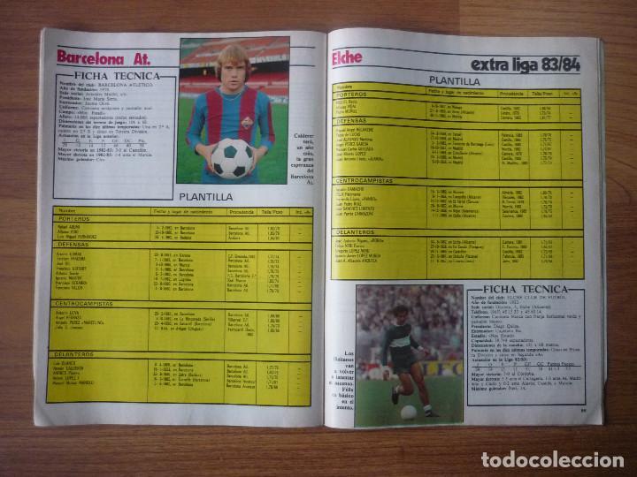 Coleccionismo deportivo: REVISTA FUTBOL DON BALON EXTRA LIGA 83 84 CON 124 PAGINAS - TEMPORADA 1983 1984 - Foto 11 - 107797799
