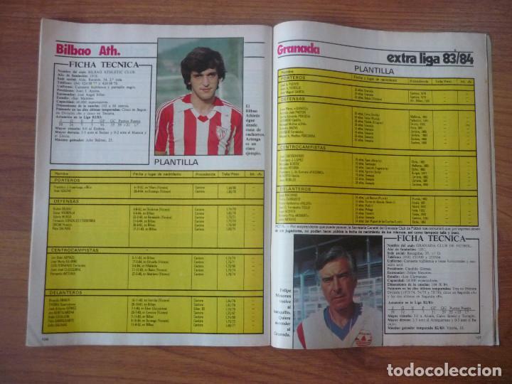 Coleccionismo deportivo: REVISTA FUTBOL DON BALON EXTRA LIGA 83 84 CON 124 PAGINAS - TEMPORADA 1983 1984 - Foto 13 - 107797799