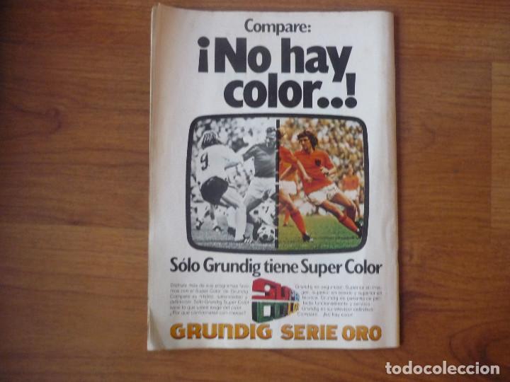 Coleccionismo deportivo: REVISTA FUTBOL DON BALON EXTRA LIGA 83 84 CON 124 PAGINAS - TEMPORADA 1983 1984 - Foto 16 - 107797799
