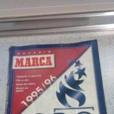 Coleccionismo deportivo: ANUARIO MARCA TODO DEPORTE 1995-96. Lote 108067071