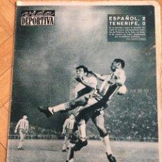 Colecionismo desportivo: VIDA DEPORTIVA (11-9-1961) DESPEDIDA RAMALLETS AT MADRID BETIS MALLORCA ESPAÑOL TENERIFE SOCIEDAD. Lote 108775747