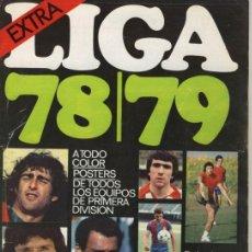 Coleccionismo deportivo: REVISTA DON BALON EXTRA LIGA 78-79 AÑO 1978 DONBALON . Lote 108822071
