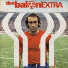 Coleccionismo deportivo: REVISTA DON BALON - EXTRA MUNDIAL ARGENTINA 78 - AÑO 1978 DONBALON. Lote 108824771