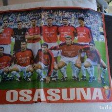 Coleccionismo deportivo: POSTEDR DON BALON OSASUNA. Lote 108836979